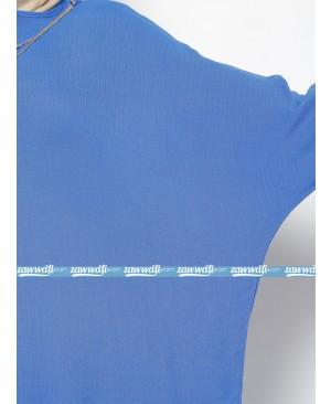 Tunique à collier - Bleu marine - Neways