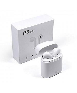 Écouteurs Sans Fil – Double Oreillette Bluetooth – I7S_TWS