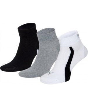 Puma - Chaussettes -Lot de 3 Uni - Homme