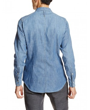 G-Star Landoh - Chemise casual - Taille normale - Manches longues - Homme