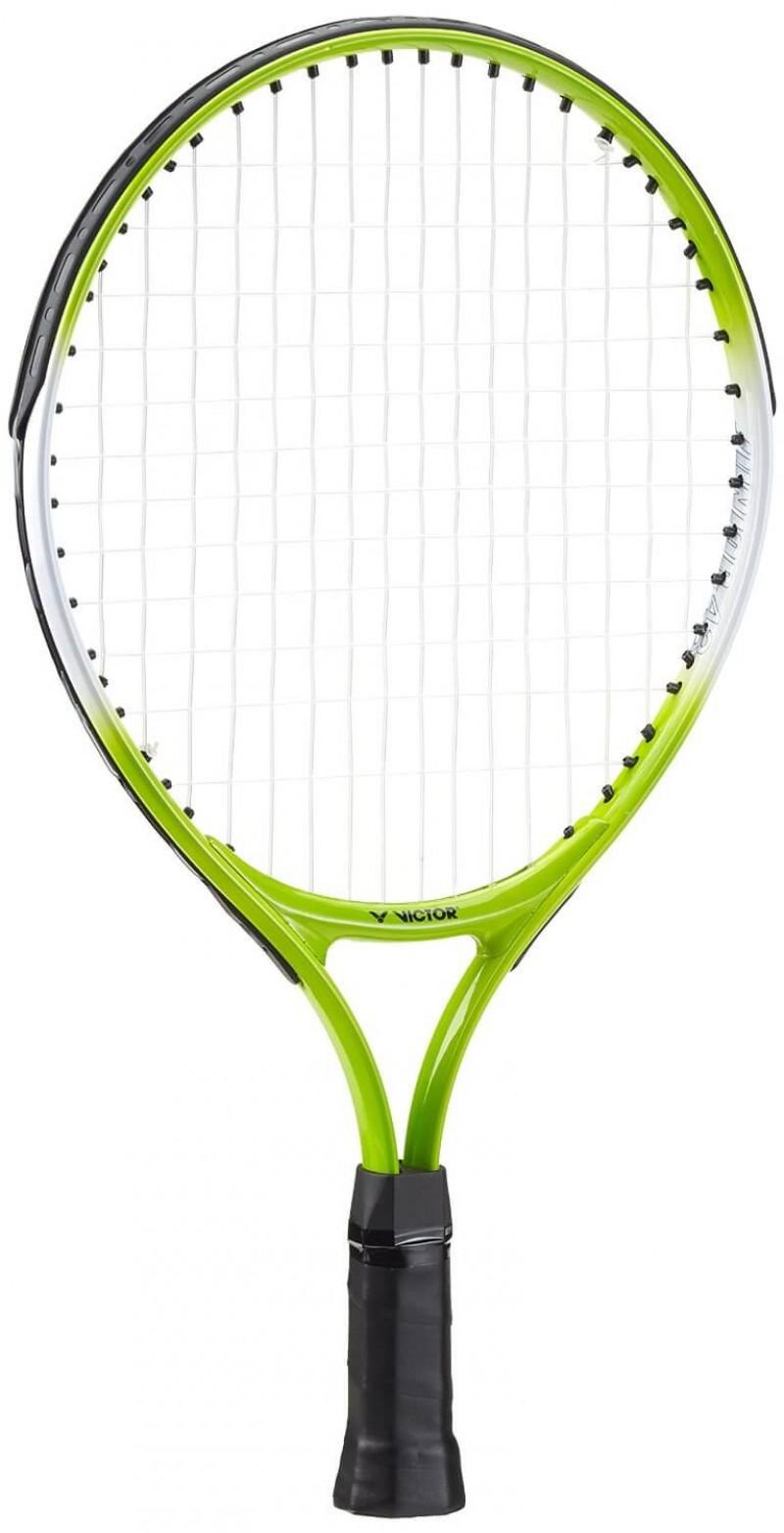 VICTOR-raquette de tennis-enfant-vert - 43 cm, 211/0/4
