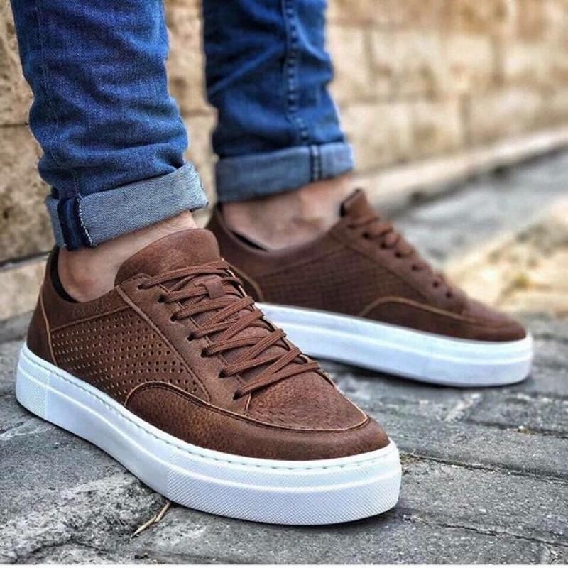 Chaussures Chekich CH015 Noir pour Hommes 2020