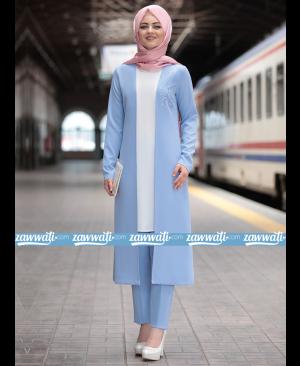Ensemble 3 pièce – Hijab 2018