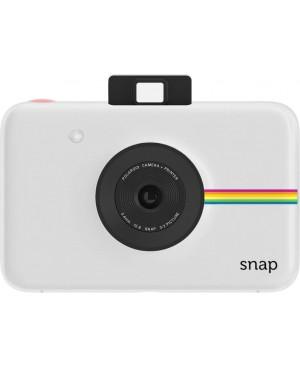 Polaroid Snap : Appareil photo numérique instantané (Blanc) avec la technologie d'impression ZINK Zero Ink