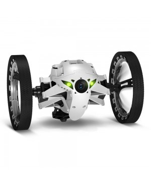 Parrot MiniDrone Jumping Sumo Blanc