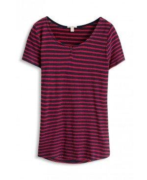 Esprit gestreift - T-Shirt - Femme