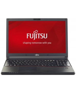 "Fujitsu E554 Ordinateur portable 15,6"" (39,6 cm) Noir (Intel Core i5, 4 Go de RAM, 256 Go, Intel HD Graphics 4600, Windows 8.1 Pro)"