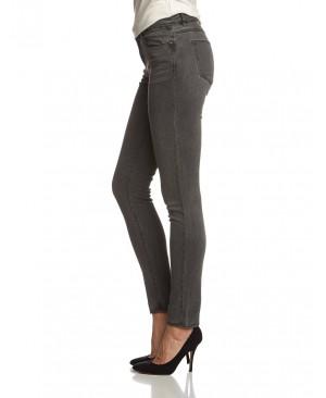 Esprit Waschungseffekten - Pantalon - Droit - Femme
