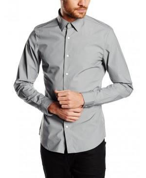 G-STAR - Chemise habillée - Homme Gris Grau (Correct Winter Grey 1326) XX-Large