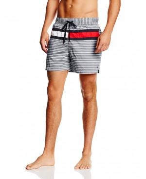 Tommy Hilfiger FLAG TRUNK YD CARSON STP - Short de bain - Homme
