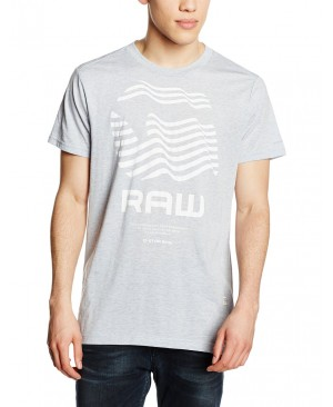 G-Star Rinor - T-shirt - Imprimé - Manches courtes - Homme