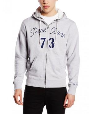 Pepe Jeans Rudy - Sweat-shirt à capuche - Uni - Manches longues - Homme