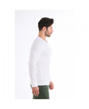 Marque Phazz 5886-Ekru Sweatshirt