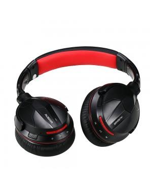 Ausdom M04S Bluetooth casque stéréo 4.0 casque sans fil mains libres lecteur de musique pour iPhone Samsung téléphones ordinateur tablette