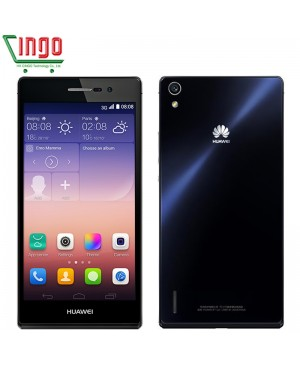 "D'origine Huawei Ascend P7 cellulaire phones4G LTE 5.0 "" IPS 13.0MP appareil photo Android WIFI GPS Quad Core 2 GB RAM 16 GB ROM livraison gratuite"