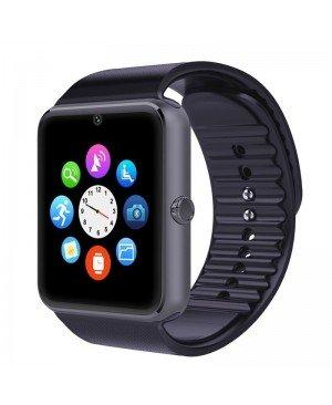 Gt08 montre Smart Watch horloge Sync Notifier soutien Sim carte Bluetooth connectivité pour apple Smartwatch téléphone pour IOS android OS New