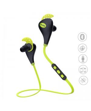 Lemfo Bluetooth 4.1 écouteurs casque + retardateur sans fil HIFI stéréo mains libres résiste à la sueur sport écouteurs casque universelle
