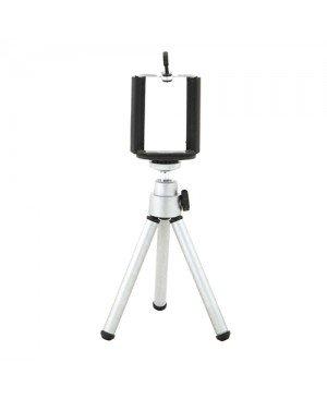 Mini 360 grau Stand pivotant trépied + support de téléphone pour iPhone Samsung HTC 6H98