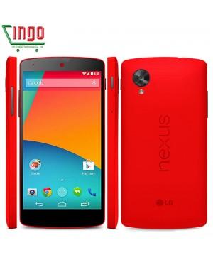 Originale Ulocked LG Nexus 5 D820 téléphone cellulaire 3 G / 4 G Wifi GPS NFC Quad Core 2 GB RAM 16 G de stockage 4.95 '' tactile Mobile téléphone en stock