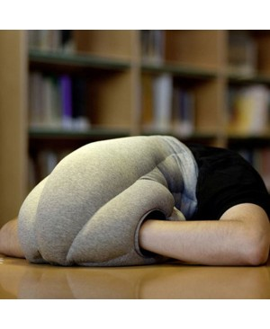 Creative Comfortable Office Nod Off Mini Ostrich Pillow Light