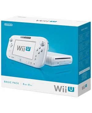 Console Nintendo Wii U 8 Go blanche