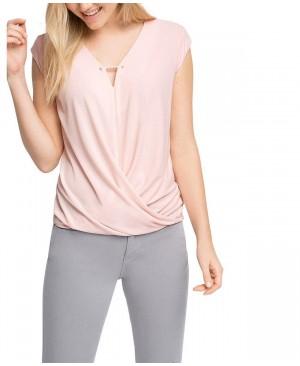 Esprit mit Stretch - T-Shirt - Femme
