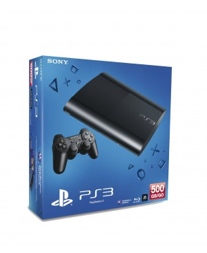 Playstation Sony Console PS3 Ultra Slim 500Go