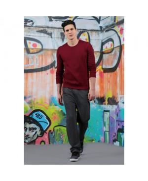 Sweatshirts Phazz Marque -Rouge