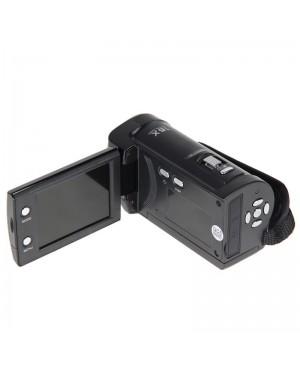 """Hd720p 16MP caméscope numérique caméra DV DVR 2.7 """" TFT LCD 16x ZOOM noir livraison gratuite"""