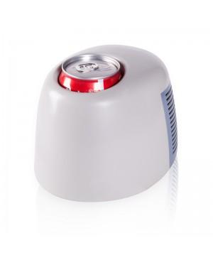 Mini USB Portable frigo Cooler et plus chaud réfrigérateur canettes de boissons pour Home Office voiture réfrigérateur expédition rapide