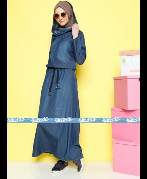 jean robe - Bleu - Benin